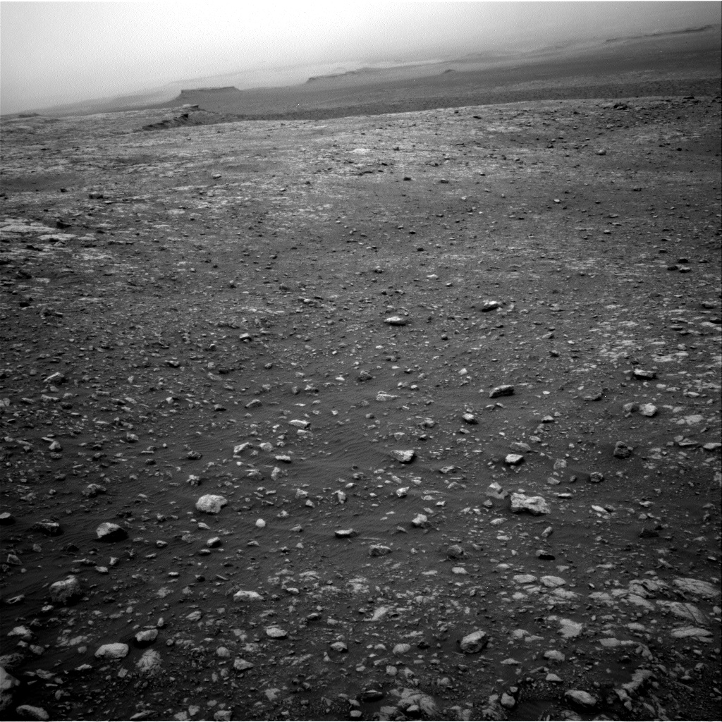 Nasa's Mars rover Curiosity acquired this image using its Right Navigation Camera on Sol 2116, at drive 0, site number 72