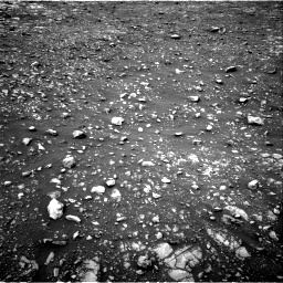 Nasa's Mars rover Curiosity acquired this image using its Right Navigation Camera on Sol 2119, at drive 18, site number 72