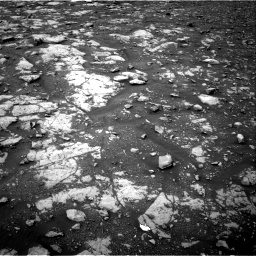 Nasa's Mars rover Curiosity acquired this image using its Right Navigation Camera on Sol 2119, at drive 84, site number 72