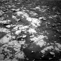 Nasa's Mars rover Curiosity acquired this image using its Right Navigation Camera on Sol 2119, at drive 96, site number 72
