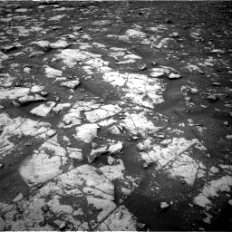 Nasa's Mars rover Curiosity acquired this image using its Right Navigation Camera on Sol 2119, at drive 102, site number 72