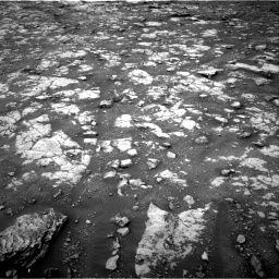 Nasa's Mars rover Curiosity acquired this image using its Right Navigation Camera on Sol 2119, at drive 126, site number 72