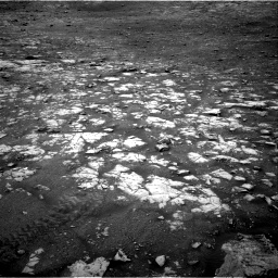 Nasa's Mars rover Curiosity acquired this image using its Right Navigation Camera on Sol 2119, at drive 144, site number 72
