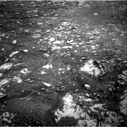 Nasa's Mars rover Curiosity acquired this image using its Right Navigation Camera on Sol 2119, at drive 156, site number 72