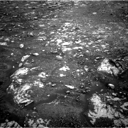 Nasa's Mars rover Curiosity acquired this image using its Right Navigation Camera on Sol 2119, at drive 162, site number 72
