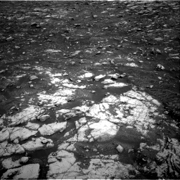 Nasa's Mars rover Curiosity acquired this image using its Right Navigation Camera on Sol 2119, at drive 180, site number 72
