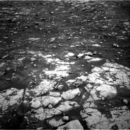 Nasa's Mars rover Curiosity acquired this image using its Right Navigation Camera on Sol 2119, at drive 192, site number 72