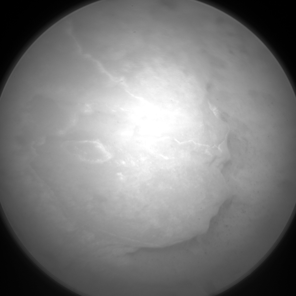 Nasa's Mars rover Curiosity acquired this image using its Chemistry & Camera (ChemCam) on Sol 2120, at drive 202, site number 72