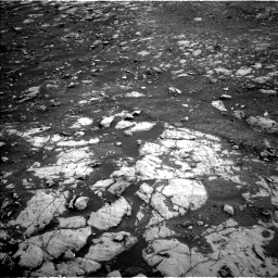 Nasa's Mars rover Curiosity acquired this image using its Left Navigation Camera on Sol 2120, at drive 202, site number 72