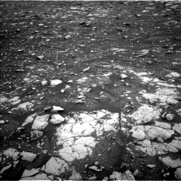 Nasa's Mars rover Curiosity acquired this image using its Left Navigation Camera on Sol 2120, at drive 214, site number 72
