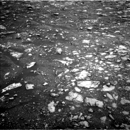 Nasa's Mars rover Curiosity acquired this image using its Left Navigation Camera on Sol 2120, at drive 316, site number 72