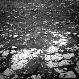 Nasa's Mars rover Curiosity acquired this image using its Right Navigation Camera on Sol 2120, at drive 214, site number 72