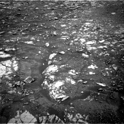 Nasa's Mars rover Curiosity acquired this image using its Right Navigation Camera on Sol 2120, at drive 238, site number 72