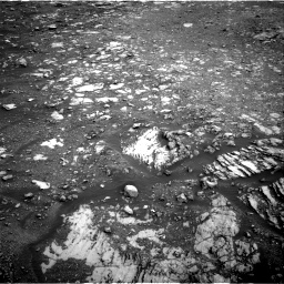 Nasa's Mars rover Curiosity acquired this image using its Right Navigation Camera on Sol 2120, at drive 256, site number 72