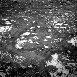 Nasa's Mars rover Curiosity acquired this image using its Right Navigation Camera on Sol 2120, at drive 262, site number 72