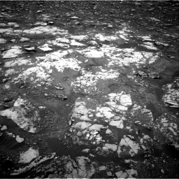 Nasa's Mars rover Curiosity acquired this image using its Right Navigation Camera on Sol 2120, at drive 274, site number 72