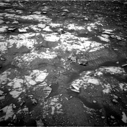 Nasa's Mars rover Curiosity acquired this image using its Right Navigation Camera on Sol 2120, at drive 292, site number 72