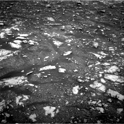 Nasa's Mars rover Curiosity acquired this image using its Right Navigation Camera on Sol 2120, at drive 310, site number 72