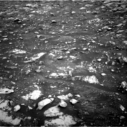 Nasa's Mars rover Curiosity acquired this image using its Right Navigation Camera on Sol 2120, at drive 352, site number 72