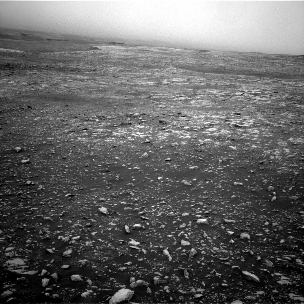 Nasa's Mars rover Curiosity acquired this image using its Right Navigation Camera on Sol 2120, at drive 386, site number 72