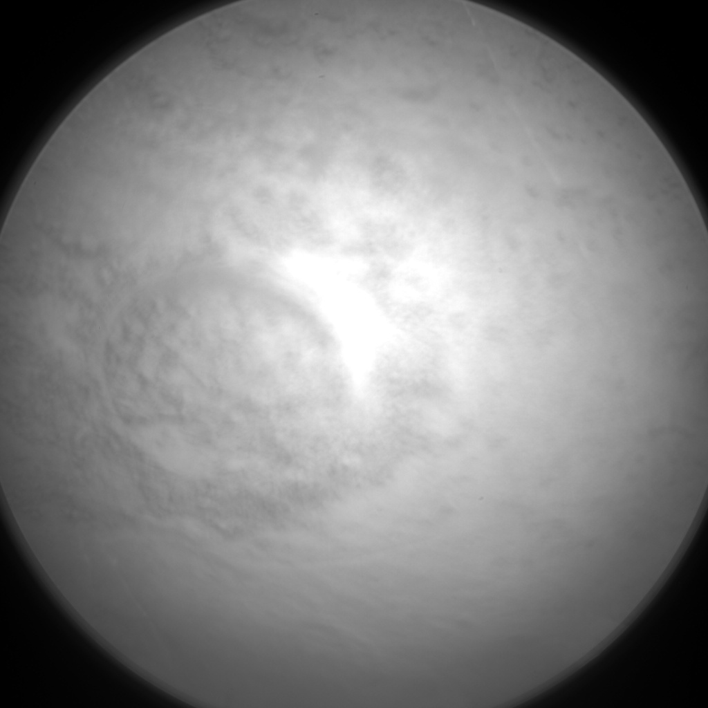 Nasa's Mars rover Curiosity acquired this image using its Chemistry & Camera (ChemCam) on Sol 2123, at drive 386, site number 72