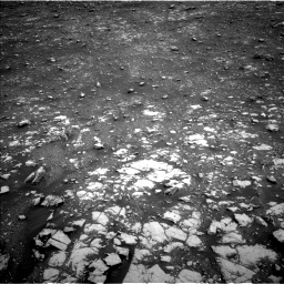 Nasa's Mars rover Curiosity acquired this image using its Left Navigation Camera on Sol 2126, at drive 452, site number 72