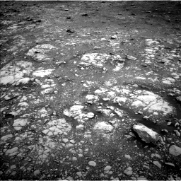 Nasa's Mars rover Curiosity acquired this image using its Left Navigation Camera on Sol 2126, at drive 506, site number 72
