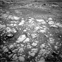 Nasa's Mars rover Curiosity acquired this image using its Left Navigation Camera on Sol 2126, at drive 554, site number 72