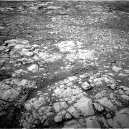 Nasa's Mars rover Curiosity acquired this image using its Left Navigation Camera on Sol 2126, at drive 830, site number 72
