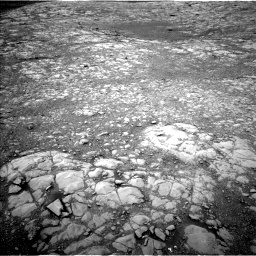 Nasa's Mars rover Curiosity acquired this image using its Left Navigation Camera on Sol 2126, at drive 866, site number 72