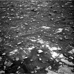 Nasa's Mars rover Curiosity acquired this image using its Right Navigation Camera on Sol 2126, at drive 386, site number 72