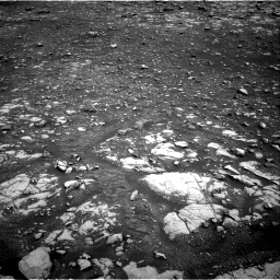 Nasa's Mars rover Curiosity acquired this image using its Right Navigation Camera on Sol 2126, at drive 416, site number 72