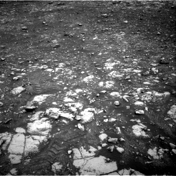 Nasa's Mars rover Curiosity acquired this image using its Right Navigation Camera on Sol 2126, at drive 434, site number 72