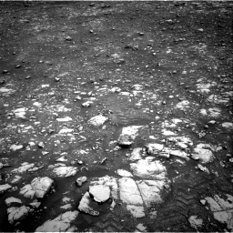 Nasa's Mars rover Curiosity acquired this image using its Right Navigation Camera on Sol 2126, at drive 440, site number 72