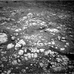 Nasa's Mars rover Curiosity acquired this image using its Right Navigation Camera on Sol 2126, at drive 494, site number 72