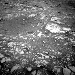 Nasa's Mars rover Curiosity acquired this image using its Right Navigation Camera on Sol 2126, at drive 524, site number 72
