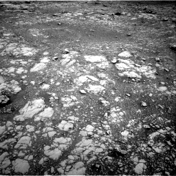 Nasa's Mars rover Curiosity acquired this image using its Right Navigation Camera on Sol 2126, at drive 554, site number 72