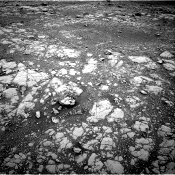 Nasa's Mars rover Curiosity acquired this image using its Right Navigation Camera on Sol 2126, at drive 560, site number 72