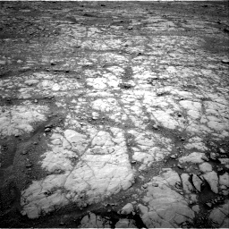 Nasa's Mars rover Curiosity acquired this image using its Right Navigation Camera on Sol 2126, at drive 674, site number 72