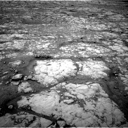 Nasa's Mars rover Curiosity acquired this image using its Right Navigation Camera on Sol 2126, at drive 686, site number 72