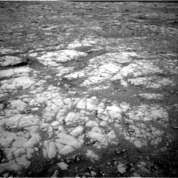 Nasa's Mars rover Curiosity acquired this image using its Right Navigation Camera on Sol 2126, at drive 704, site number 72