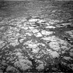 Nasa's Mars rover Curiosity acquired this image using its Right Navigation Camera on Sol 2126, at drive 728, site number 72