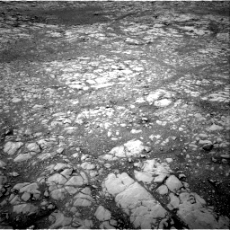 Nasa's Mars rover Curiosity acquired this image using its Right Navigation Camera on Sol 2126, at drive 848, site number 72