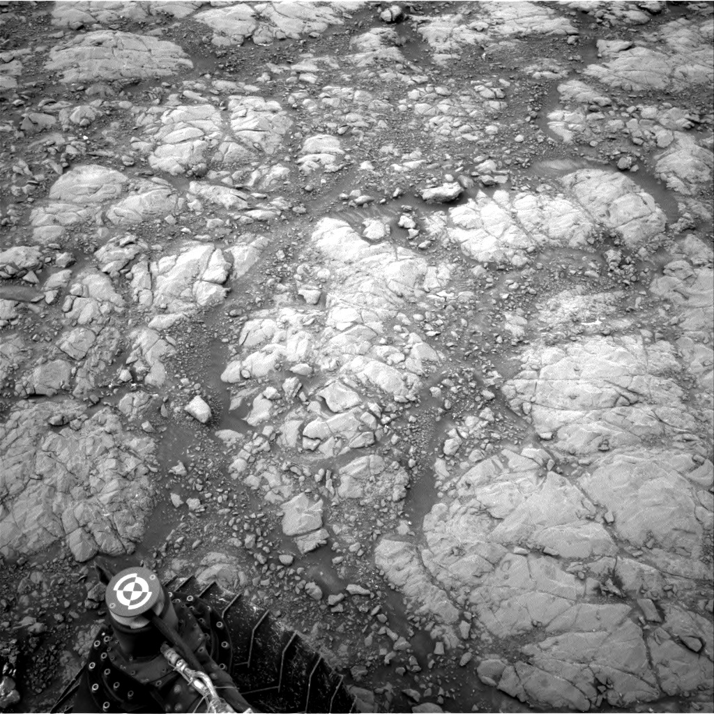 Nasa's Mars rover Curiosity acquired this image using its Right Navigation Camera on Sol 2126, at drive 920, site number 72