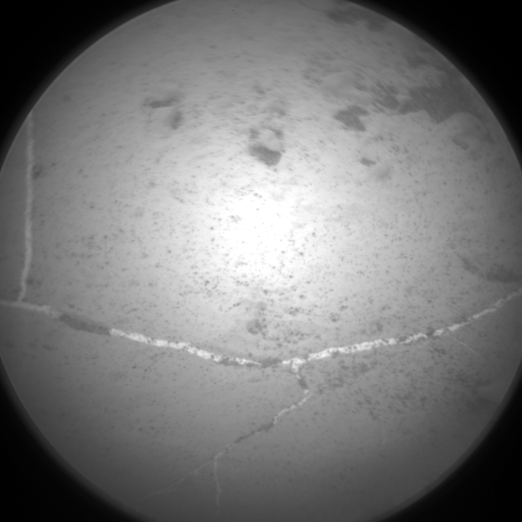 Nasa's Mars rover Curiosity acquired this image using its Chemistry & Camera (ChemCam) on Sol 2128, at drive 1286, site number 72