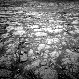 Nasa's Mars rover Curiosity acquired this image using its Left Navigation Camera on Sol 2128, at drive 938, site number 72