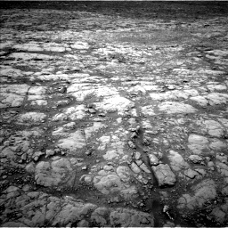 Nasa's Mars rover Curiosity acquired this image using its Left Navigation Camera on Sol 2128, at drive 944, site number 72