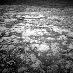Nasa's Mars rover Curiosity acquired this image using its Left Navigation Camera on Sol 2128, at drive 956, site number 72