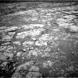 Nasa's Mars rover Curiosity acquired this image using its Left Navigation Camera on Sol 2128, at drive 986, site number 72
