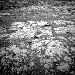 Nasa's Mars rover Curiosity acquired this image using its Left Navigation Camera on Sol 2128, at drive 998, site number 72